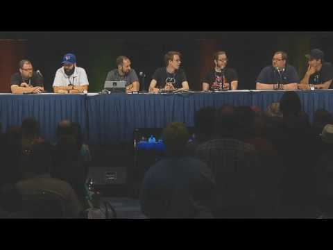 MINECON 2016 Mindcrack- Gaming as a Group