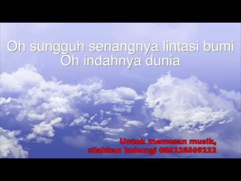 Balon Udara Sherina ( Karaoke - Cover)