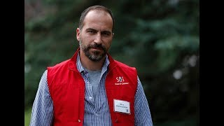 Uber's pick for its new CEO is the head of Expedia and an Iranian refugee who has criticized Trump