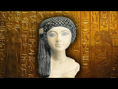 An old Irish legend about an ancient Egyptian princess