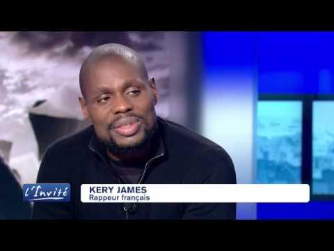 """Kery JAMES : """"Je suis le dernier MC"""""""