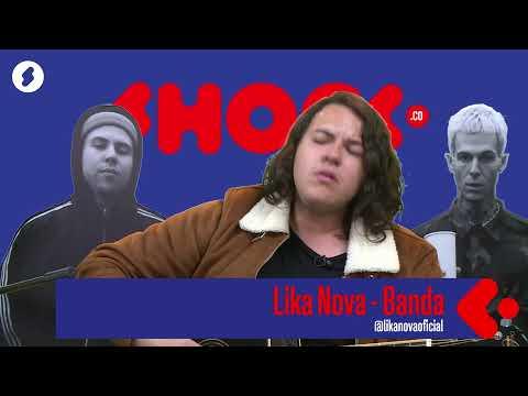 ¡Lika Nova EN VIVO! Rock bogotano sin temores ni limitaciones | Shock
