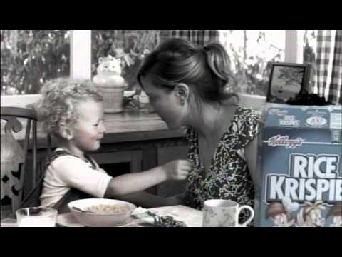 Parris Mosteller's Rice Krispies commercial