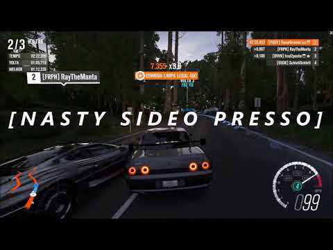 Forza Horizon 3 Initial D Shinigami Except Not Really