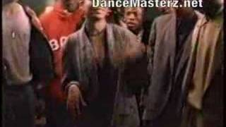 history of house dancing