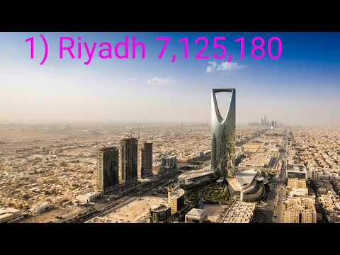TOP 10 LARGEST CITIES IN SAUDI ARABIA BY POPULATION