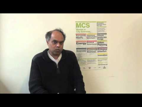 Ajit Jaokar Master in City Science