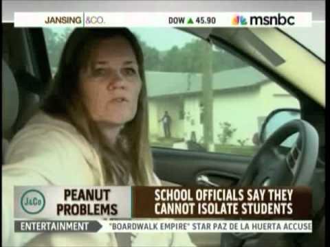 Peanut Allergies in School
