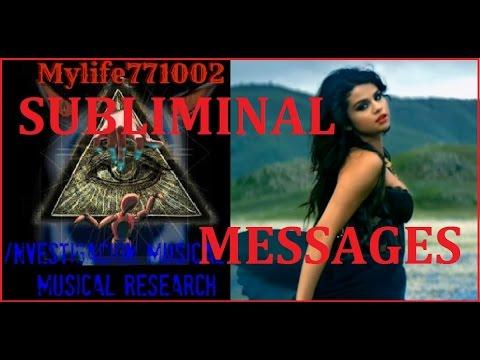 Come & Get It - Selena Gomez (Subliminal Messages)