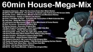 60min House-Mega-Mix DOWNLOAD