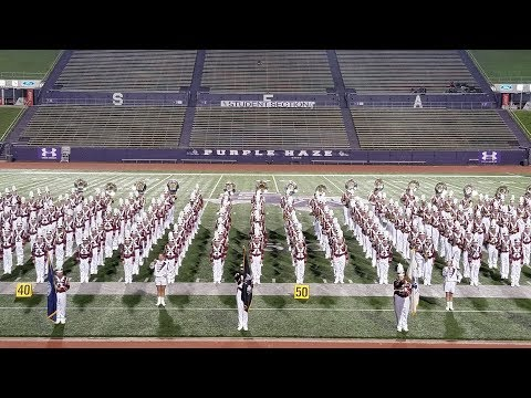 Whitehouse High School Band - 2016 UIL Region 21 Marching Band Contest