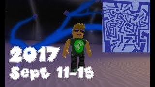 ROBLOX Lumber Tycoon - Blue Wood - Maze Guide - Labyrinth map - 2017 September 11
