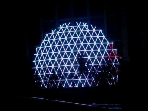 LED Globe Display