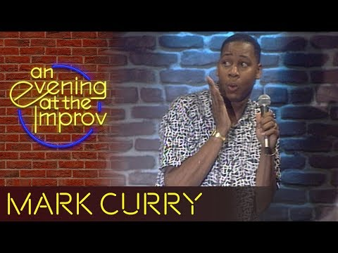 Mark Curry  An Evening at the Improv