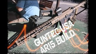 MY FIRST COMPLETE AR15 BUILD!!