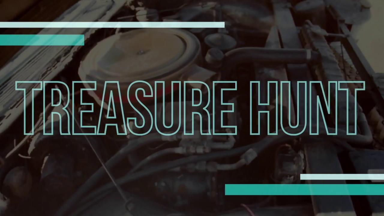 A Treasure Hunt For Cadillac Parts!