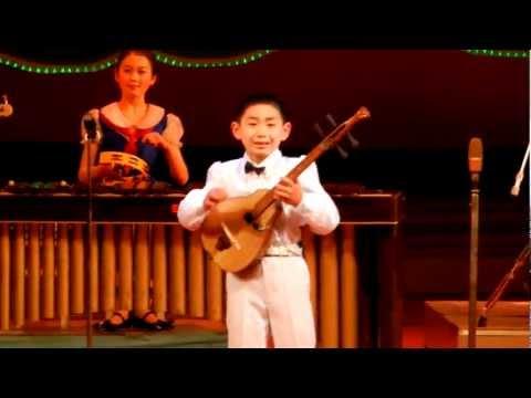 Mangyongdae Children's Palace musical ensemble