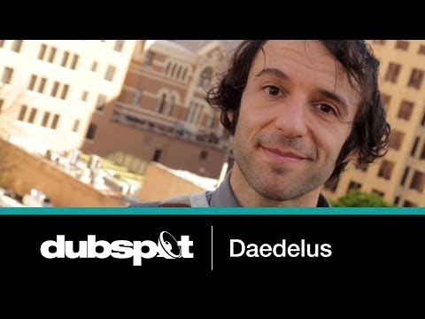 Daedelus (Ninja Tune, Anticon) - Dubspot Interview @ SXSW Fe