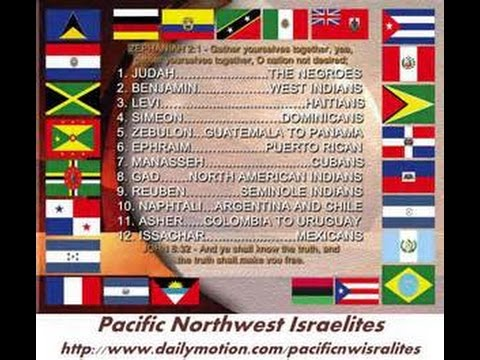 Debunking the tribes of israel chart also youtube rh