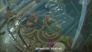 Аквапарк в Новокузнецке(Я побывал в аквапарке в г. Новокузнецк., 2016-12-18T10:46:50.000Z)
