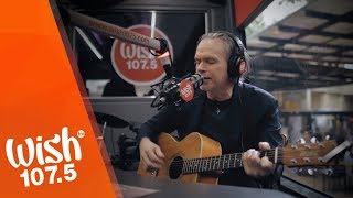 "Rick Price performs ""Nothing Can Stop Us Now"" LIVE on Wish 107.5 Bus"