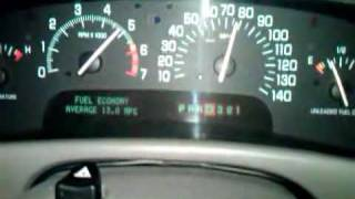 2000 Buick Park Avenue Ultra