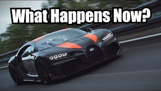 So Bugatti Sort of Hit 300 MPH