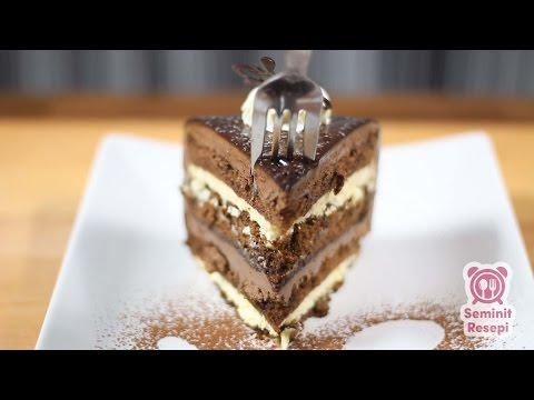 Resepi Chocolate Indulgence | Seminit Resepi