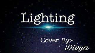 Lightning Cover   Henry Gallagher   Divya Sharma   Lyrical Video