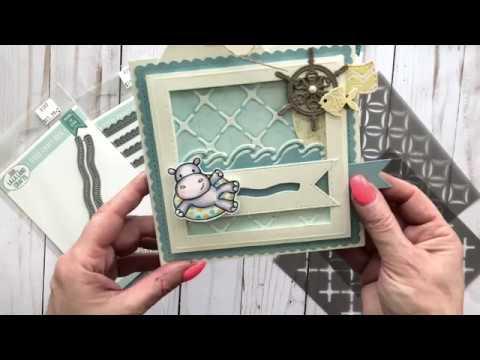 Slider Card Showcase {La-La Land Crafts TV}