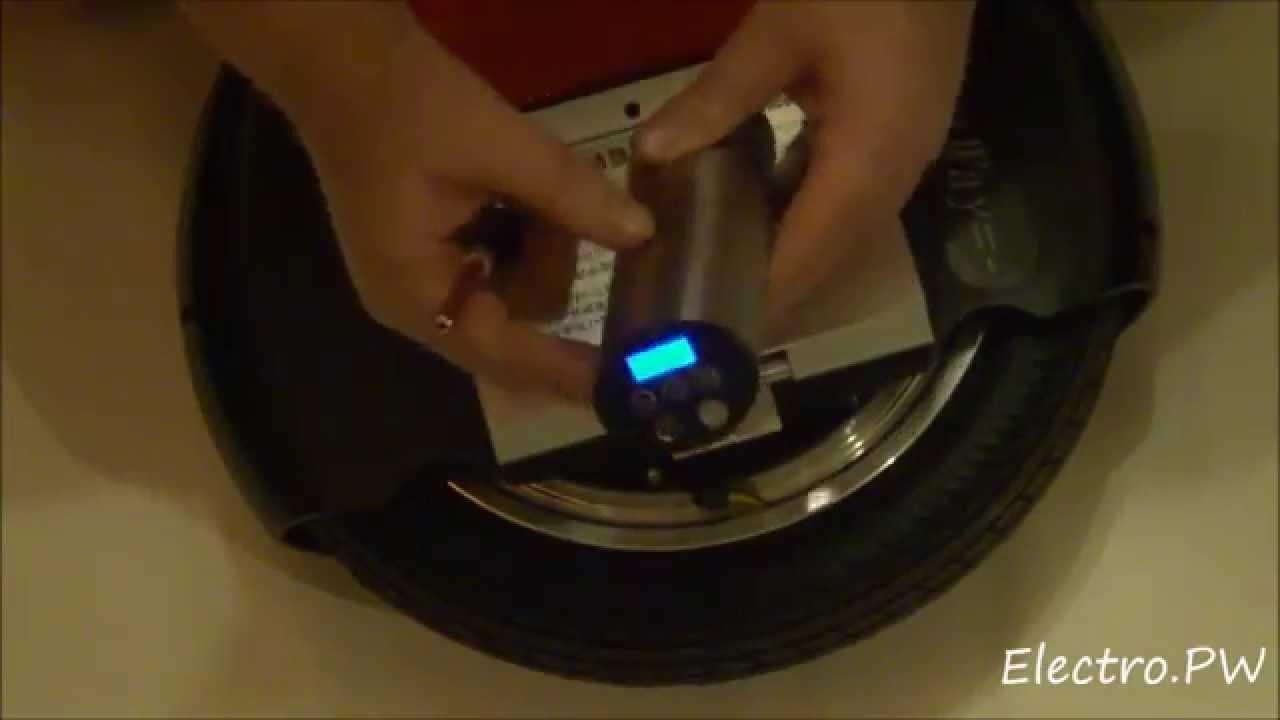 Самый лёгкий и маленький насос для велосипеда iPump Micro/Twist .