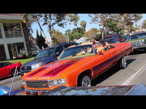 Klique Car Club Lowrider Wedding