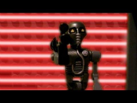 Lego Terminator Genisys trailer recreation | Terminator 5 (2015) poster