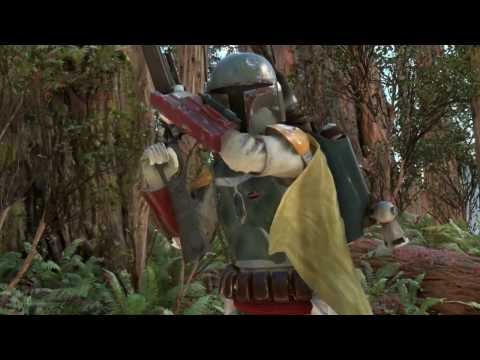 Star Wars Battlefront: Boba Fett archive: 2