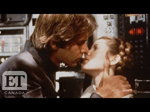 Carrie Fisher's Reveals Affair With Harrison Ford During 'Star Wars' In 1976