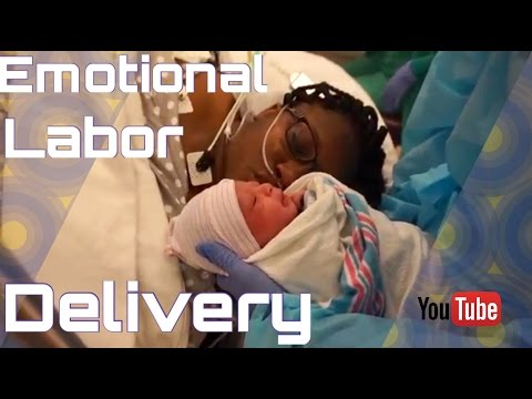 Emotional Labor and Delivery Vlog