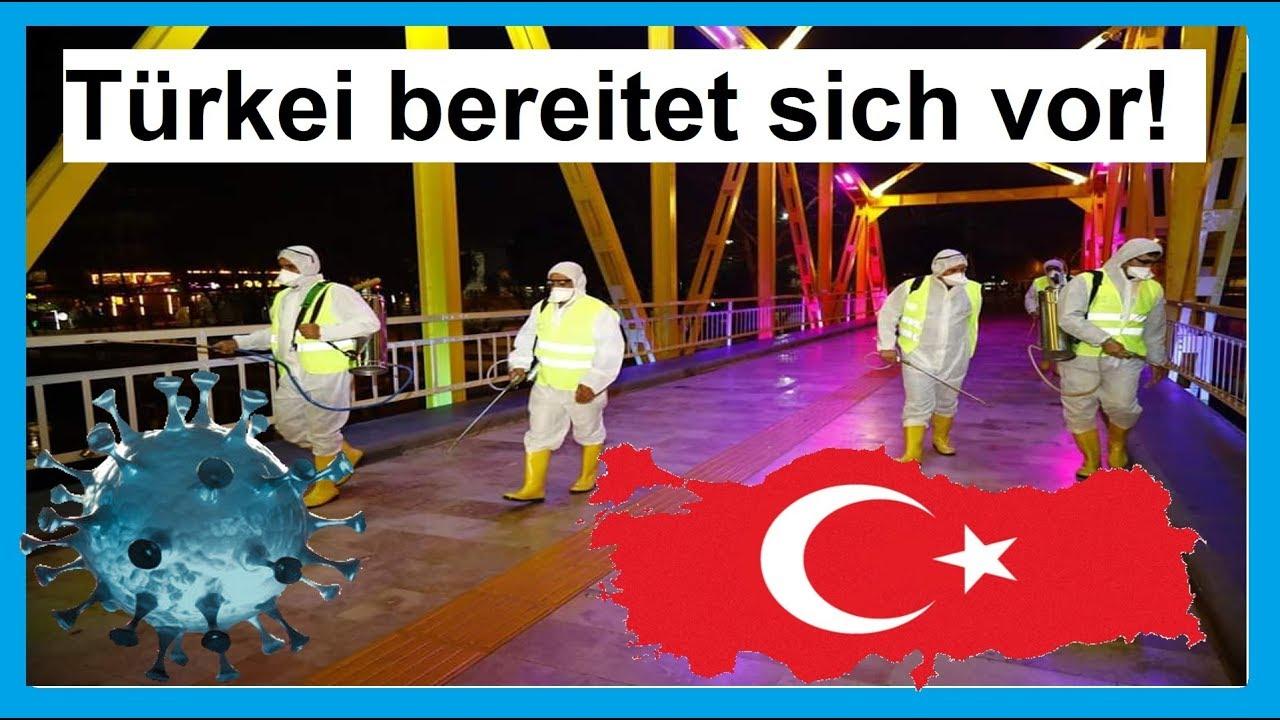 Corona In Der Türkei
