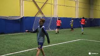 Смотреть видео FOOTBIC.RU. Видеообзор 17.04.2019 (Метро Бухарестская). Любительский футбол в Питере онлайн
