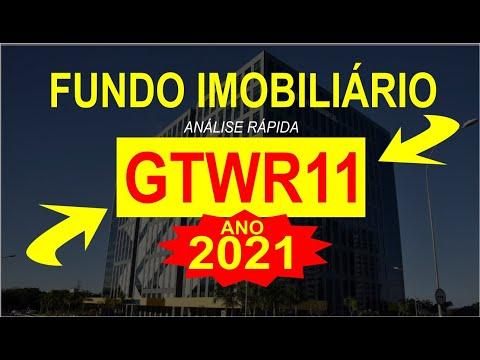 🏢Fundo Imobiliário GTWR11 - Green Towers FII - Análise Rápida