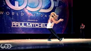World of Dance NYC =Chachi Gonzales
