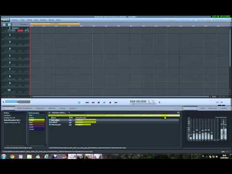 Primeiros passos no Magix Music Maker