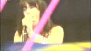 Le Tigre - On the Verge - live Belfort France 2005