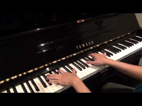 Coldplay - Hymn For The Weekend (piano cover)