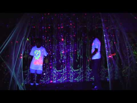 Black Light Party Rentals Los Angeles