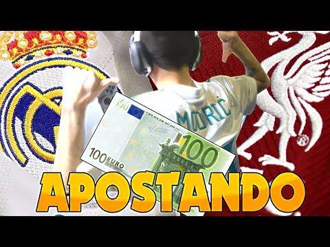 APUESTO 100€ al resultado de este partido :D Final Champions League Real Madrid-Liverpool
