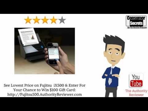 review-&-sale:-fujitsu-scansnap-ix500-scanner-review
