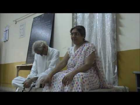 Yoga Institute-Dr Jaydeva & Smt Hansaji -Satsang Video,Santacruz,Mumbai
