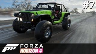 Forza Horizon 4 PC [#7] JEEP i Poduszkowiec /z Skie