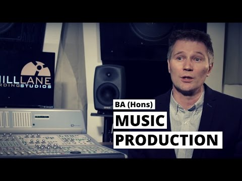 BA (Hons.) Degree in Music Production - Overview | Pulse College