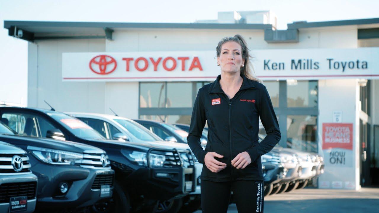 Ken Mills Toyota >> Ken Mills Toyota Kmt Ambassadors